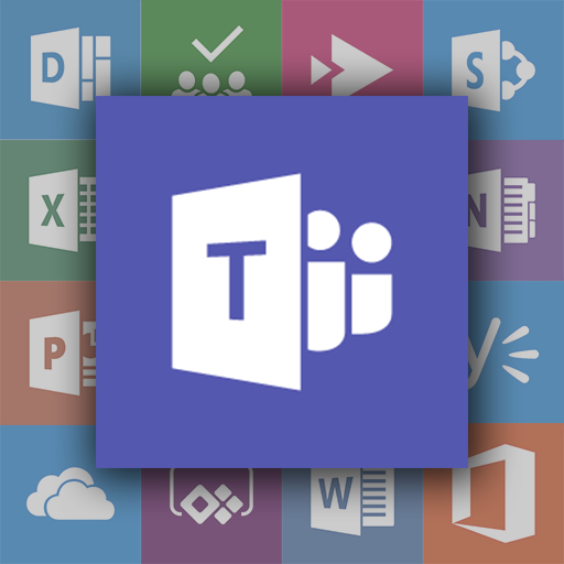 Teams and Office 365 training logo