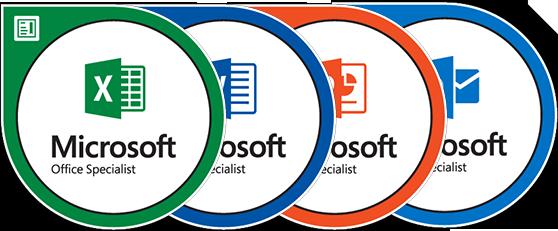 MOS logos collage