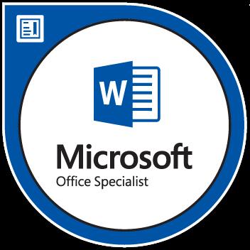 MOS Word logo